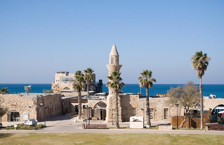 Caesarea- a Roman ancient town
