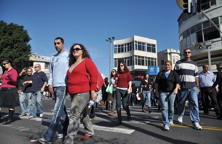 Tel-Aviv people