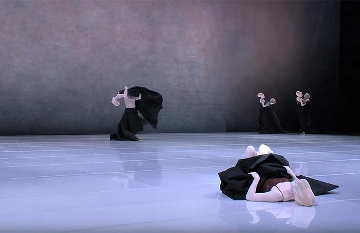The Shen-Wei Dance Arts; a modern Ballet and Dance group