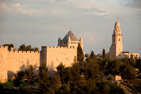 The Little House, Bakah- Jerusalem