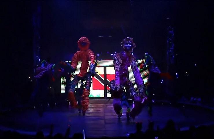 Circus Caribbean