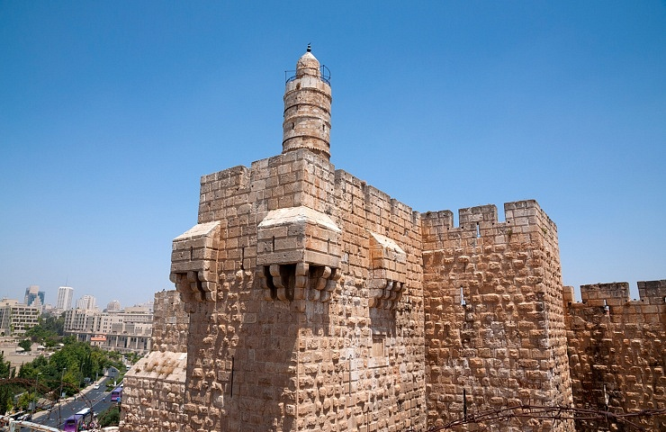 David Tower, Jerusalem