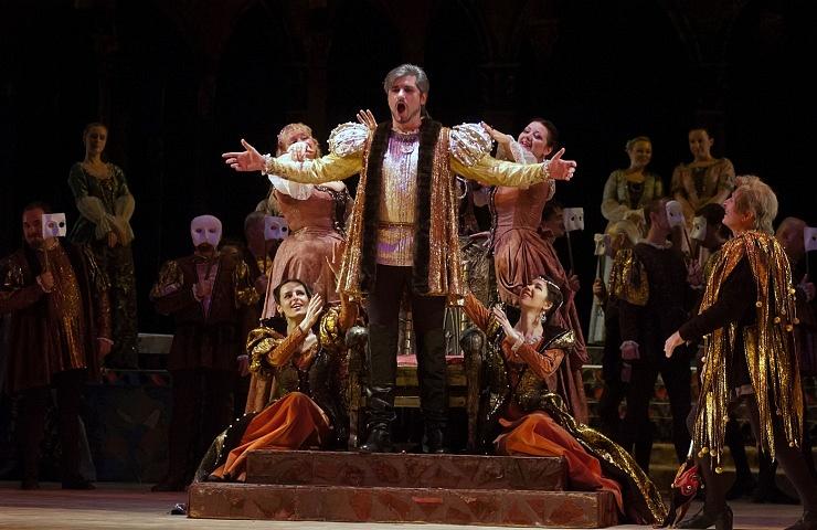 Rigoletto Opera