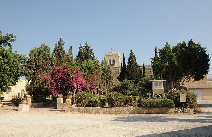 Beit Jimal Monastery