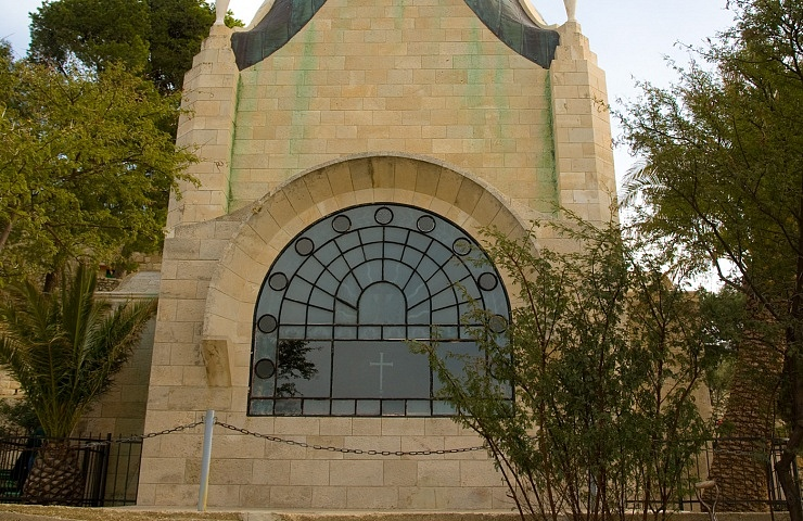 The Church of Dominus Flevit