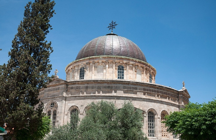The Ethiopian Orthodox Church