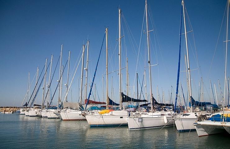 Tal Aviv Marina