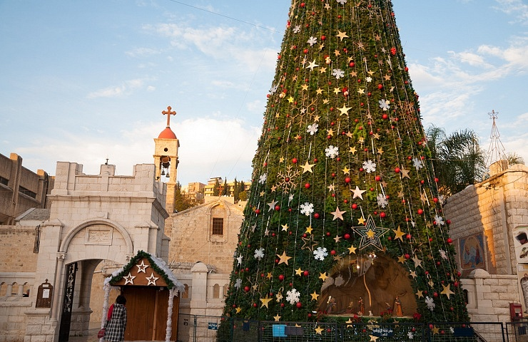Christmas in Nazareth