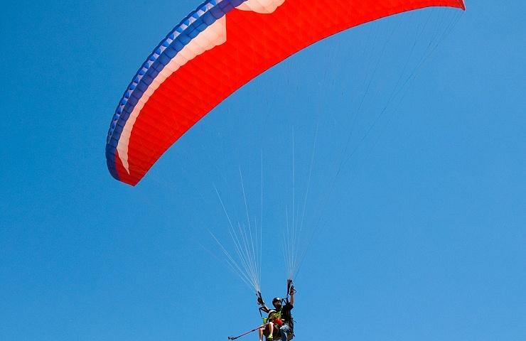 Free Fall Parachute