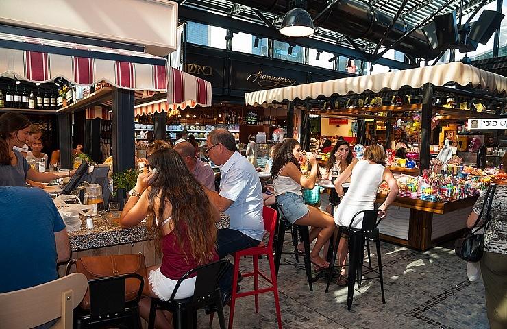 Sarona Market