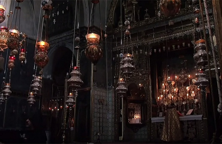 Armenian church, Jerusalem