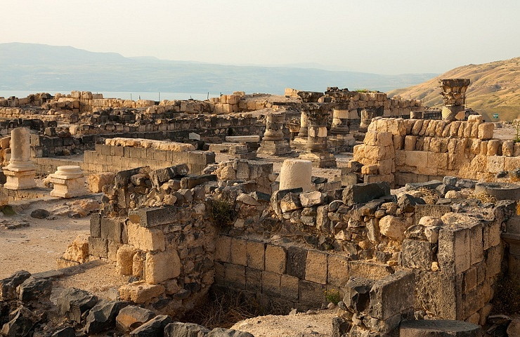 Susita, The Golan Heights